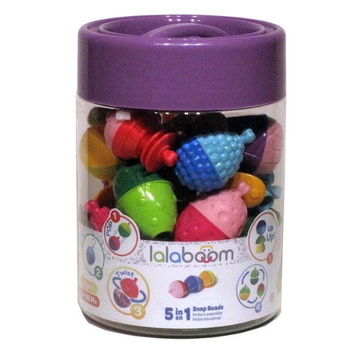 Развивающая игрушка Lalaboom Набор (48 предметов)