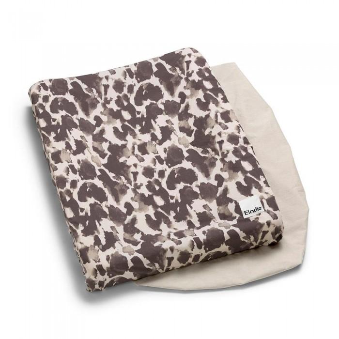 Накладки для пеленания Elodie Простынки для колыбели, матрасиков для пеленания Wild Paris 2 шт.