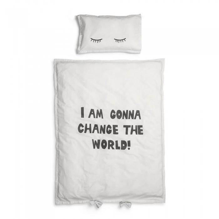 Купить Постельное белье Elodie Details Change the World 2 предмета