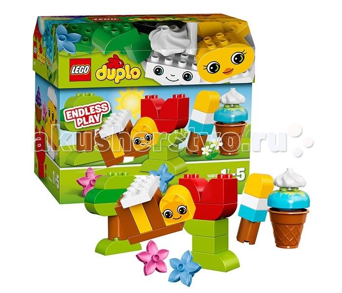 Lego Lego Duplo 10817 Лего Дупло Времена года lego duplo 10508 лего дупло большой поезд
