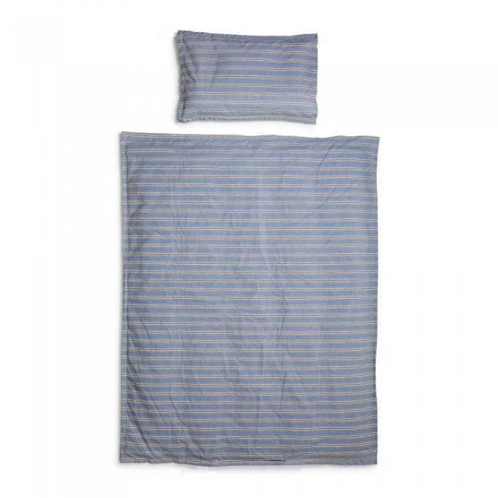 Постельное белье Elodie Sandy Stripe 2 предмета elodie нагрудник трикотажный 1 шт расцветка sandy stripe