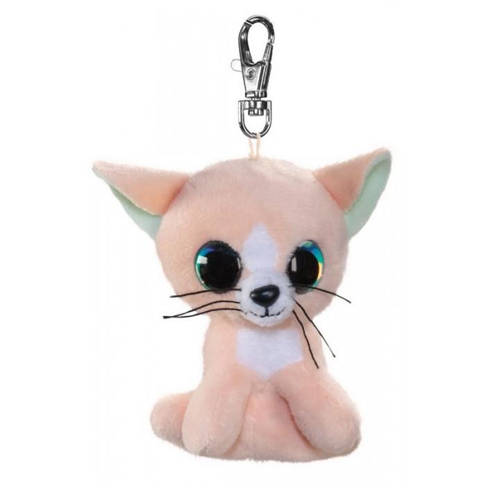 Игровые фигурки Lumo Stars Брелок Котёнок Peach 8.5 см