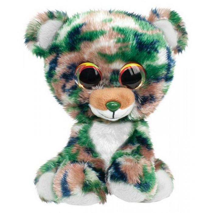 Мягкие игрушки Lumo Stars Мишка Camo 15 см