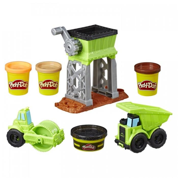 Play-Doh Набор для лепки Веселая Стройка