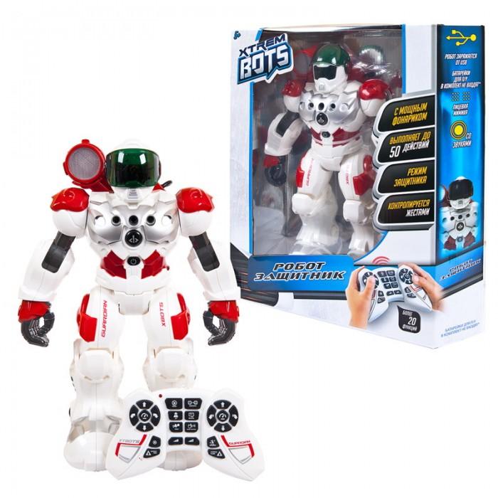 Xtrem Bots Робот на радиоуправлении Защитник