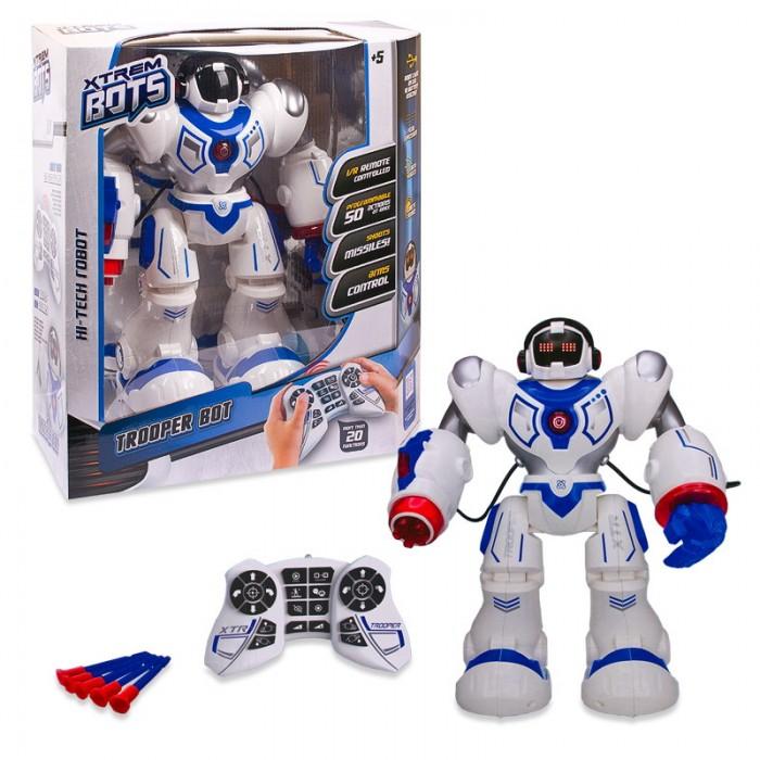 Xtrem Bots Робот на радиоуправлении Штурмовик