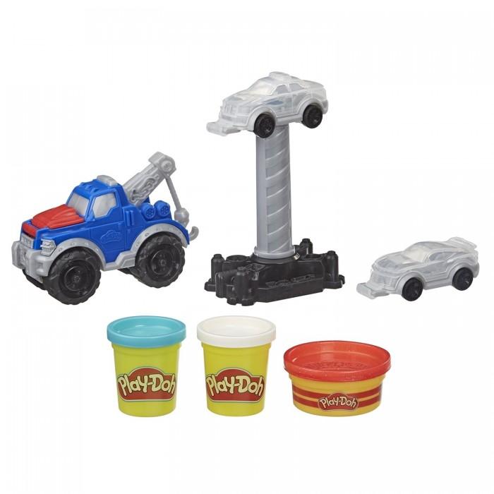 Play-Doh Набор для лепки Эвакуатор