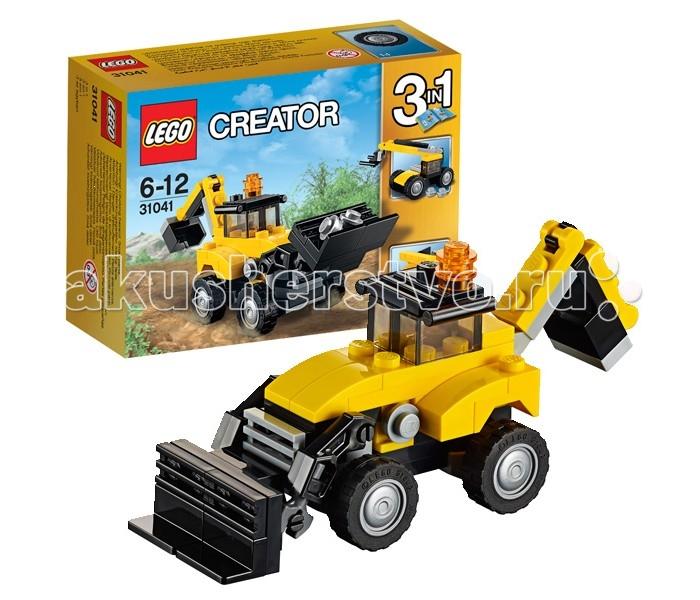 Подробнее о Lego Creator 31041 Лего Криэйтор Строительная техника конструктор криэйтор строительная техника