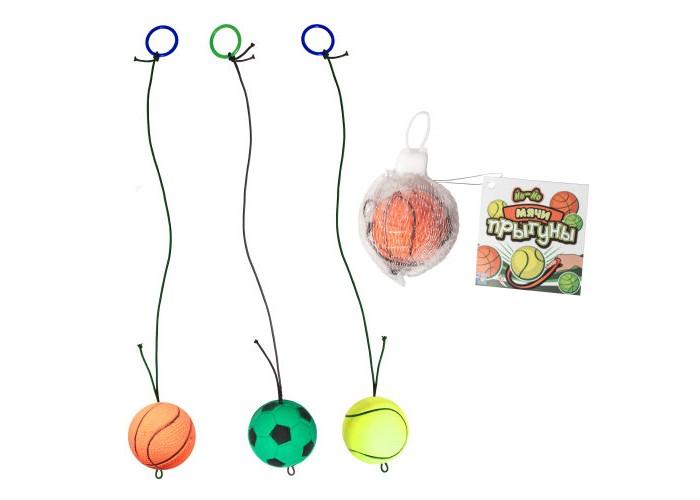 Развивающие игрушки 1 Toy Мячик йо-йо на руку 3.8 см