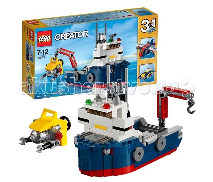 Lego Lego Creator 31045 Лего Криэйтор Морская экспедиция lego creator 31042 лего криэйтор реактивный самолет