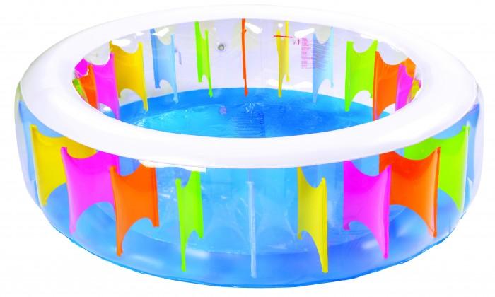 Купить Бассейны, Бассейн Jilong надувной Giant Rainbow 190x50 см
