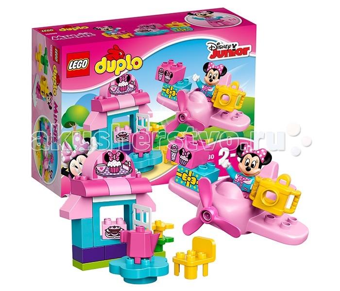 Lego Lego Duplo 10830 Лего Дупло Кафе Минни конструктор lego duplo кафе минни 27 элементов 10830