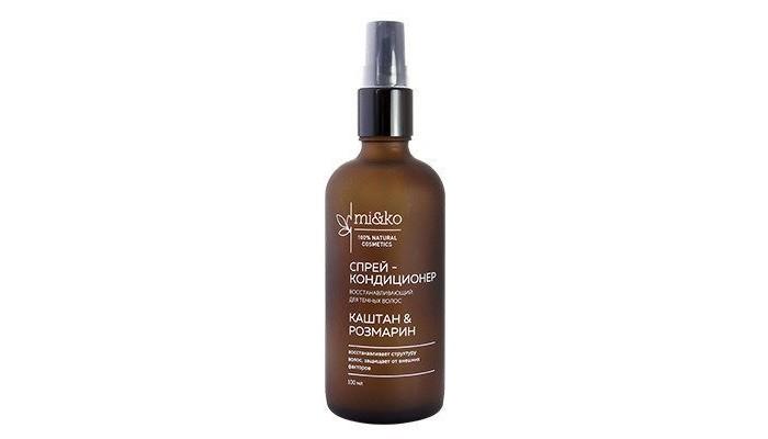 Купить Косметика для мамы, MI&KO Сыворотка против выпадения волос Каштан и розмарин 100 мл