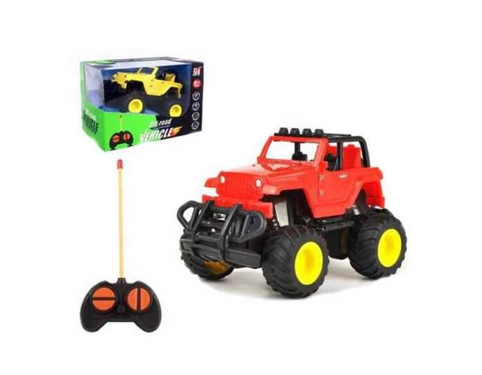 Радиоуправляемые игрушки Junfa Джип радиоуправляемый