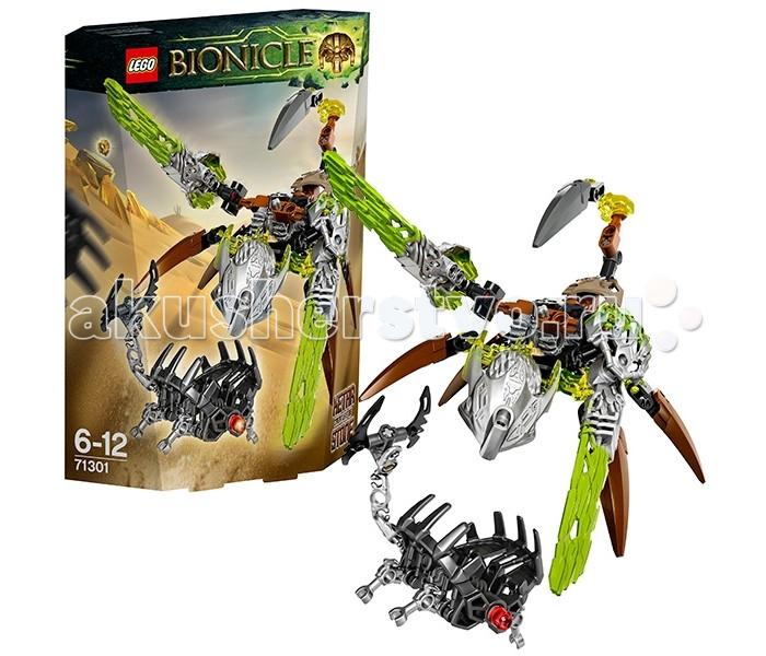 Lego Lego Bionicle 71301 Лего Бионикл Кетар, Тотемное животное Камня в макеевки капкан недорого