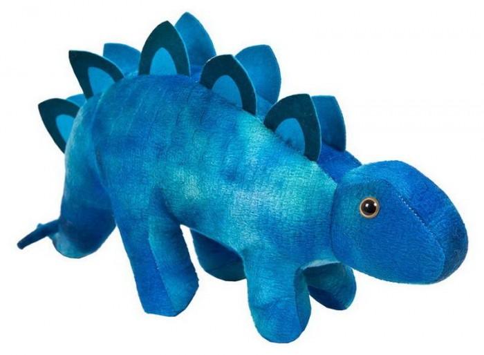 Мягкие игрушки ABtoys Динозавры Стегозавр 33 см