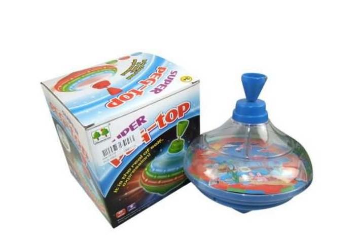 Развивающие игрушки Junfa Юла со световыми и звуковыми эффектами каталка игрушка умка лошадка b876678 r со звуковыми эффектами желтый