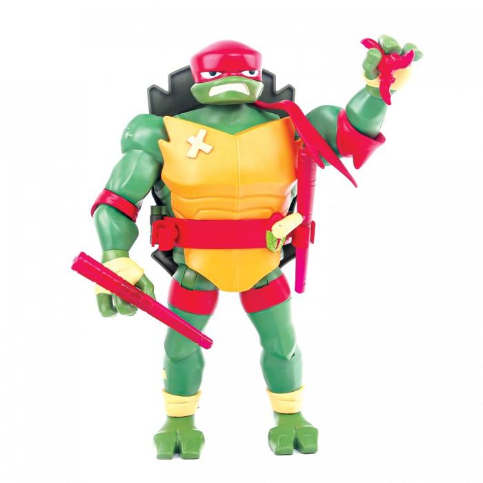 Playmates TMNT Фигурка Черепашки-ниндзя Раф с панцирем для хранения оружия 27 см фото