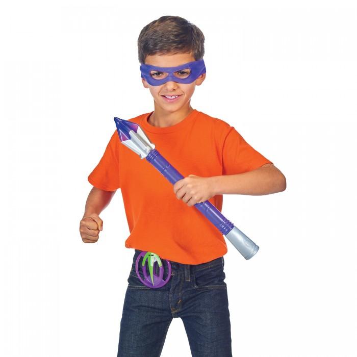 Игрушечное оружие Playmates TMNT Боевое оружие Донателло Техно-посох playmates мотоцикл playmatesс фигуркой донателло