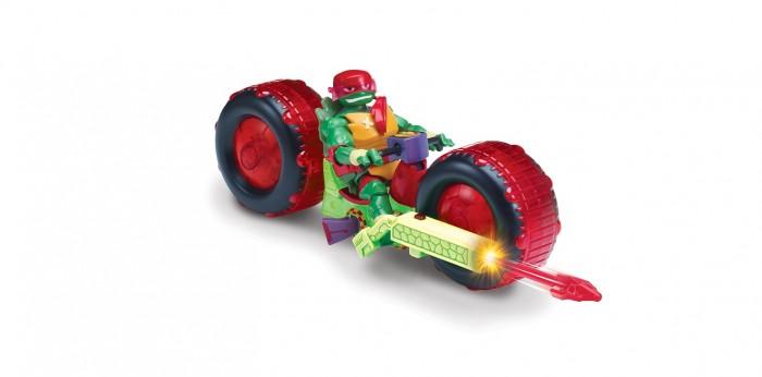 Playmates TMNT Мотоцикл с фигуркой Рафа