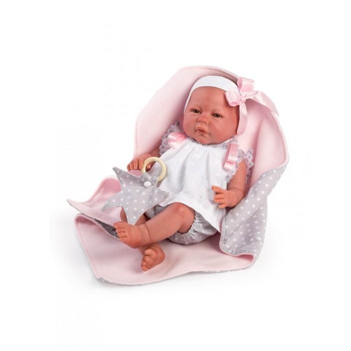 Куклы и одежда для кукол ASI Реборн Леонор 46 см 495200
