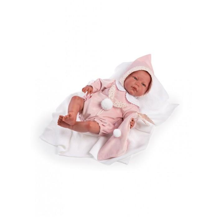 Куклы и одежда для кукол ASI Реборн Мануэла 46 см 495210
