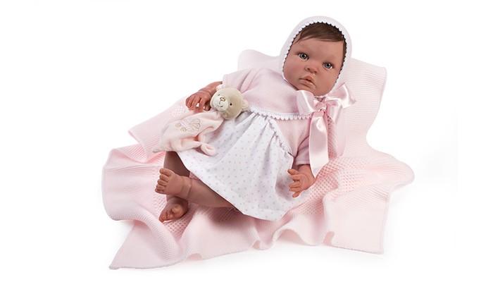 Куклы и одежда для кукол ASI Реборн Патриция 46 см 495440