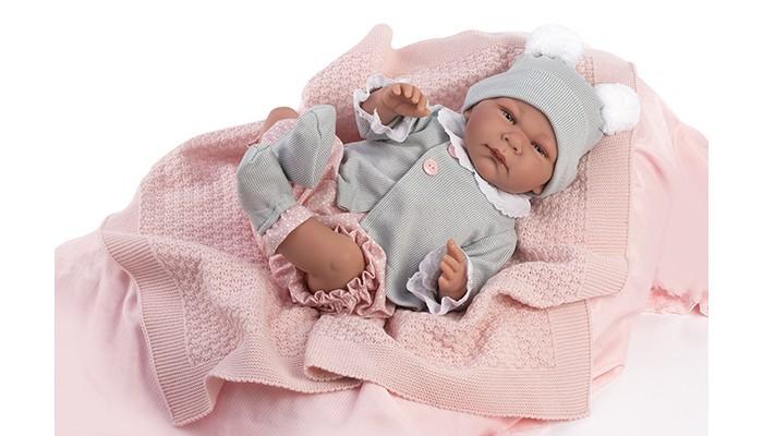 Куклы и одежда для кукол ASI Реборн Ракель 46 см 465400