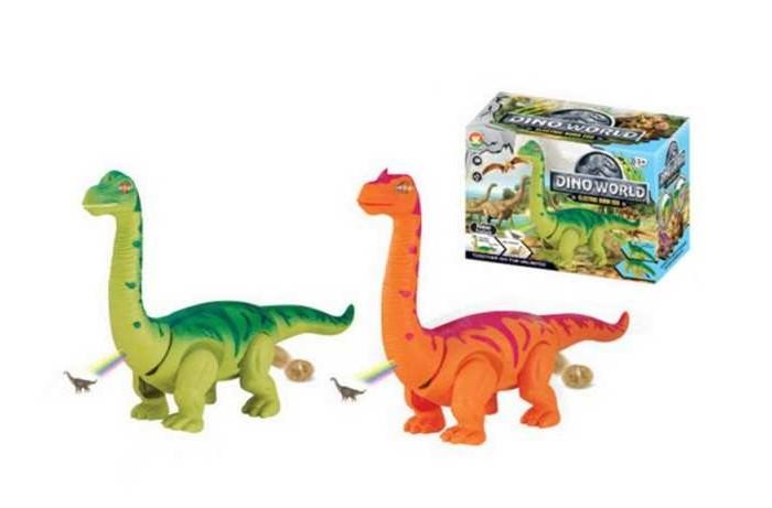 Купить Электронные игрушки, Junfa Динозавр со световыми и звуковыми эффектами