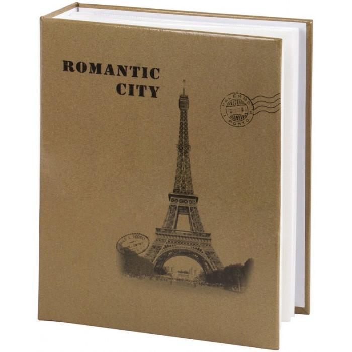 Фото - Фотоальбомы и рамки Brauberg Фотоальбом Париж на 200 фото 10х15 см шторы римские 120х160 см цвет бежевый