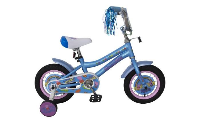 цена на Двухколесные велосипеды Свинка Пеппа (Peppa Pig) колеса 12