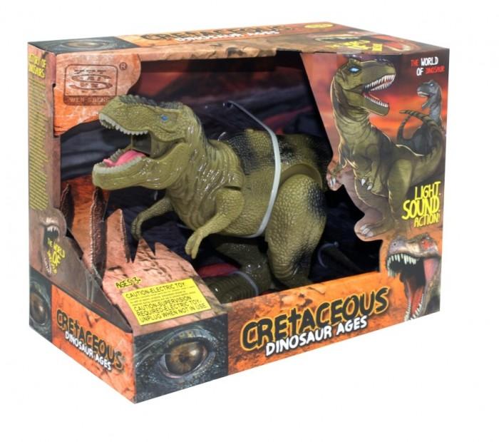 Купить Электронные игрушки, Junfa Динозавр со звуковыми эффектами