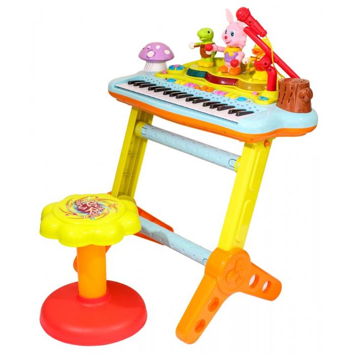 Музыкальный инструмент Huile Toys Синтезатор фото