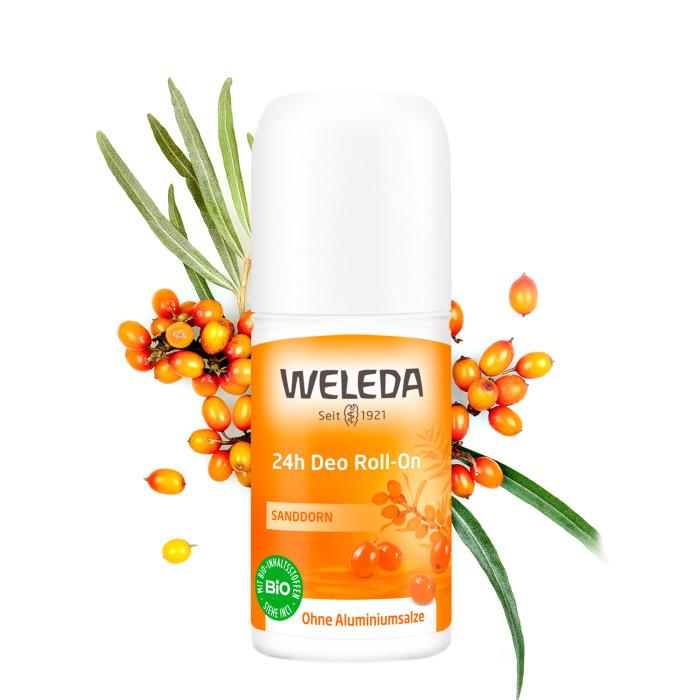 Weleda Облепиховый дезодорант 24 часа Roll-On 50 мл от Weleda