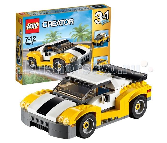 Lego Lego Creator 31046 Лего Криэйтор Кабриолет lego creator 31042 лего криэйтор реактивный самолет