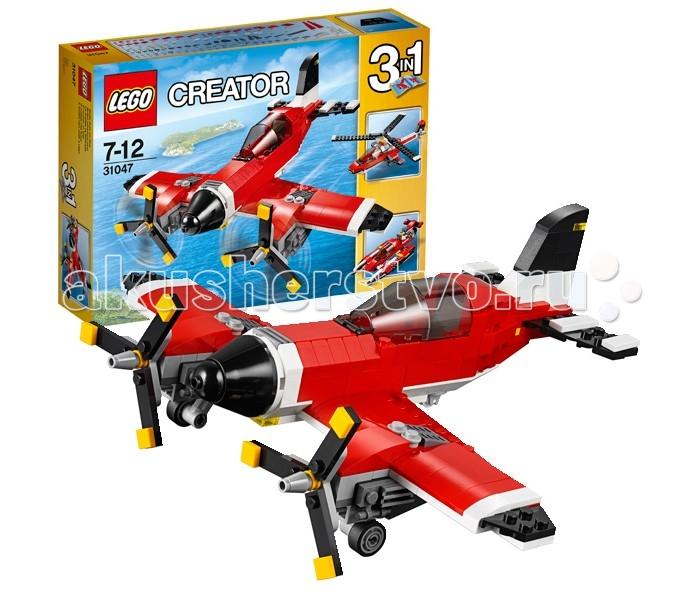 Lego Creator 31047 Лего Криэйтор Путешествие по воздуху конструктор lego криэйтор путешествие по воздуху
