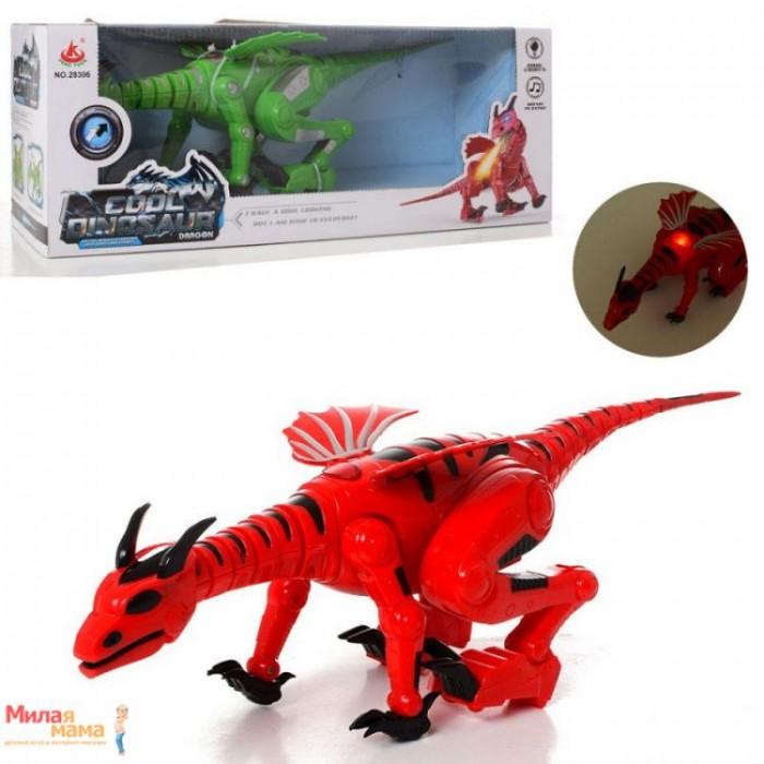 Электронные игрушки Junfa Дракон со световыми и звуковыми эффектами