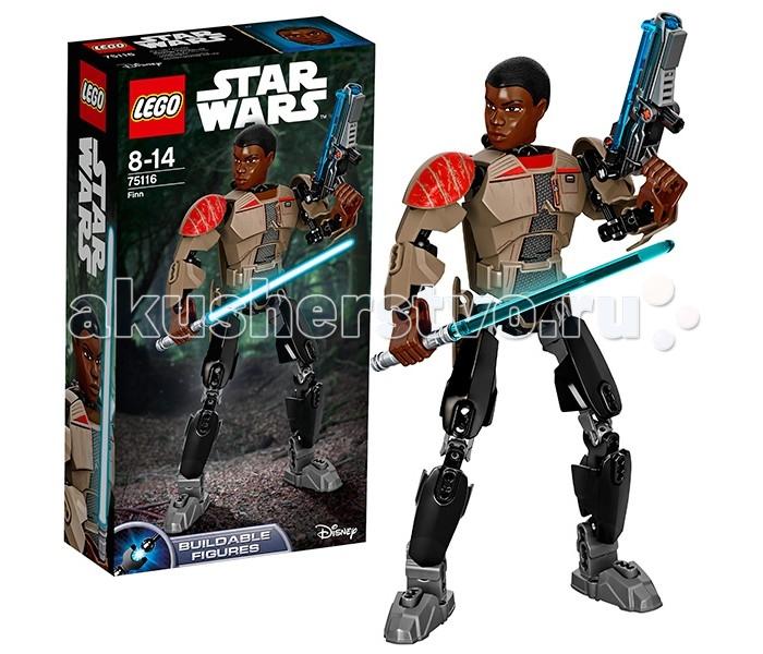 Lego Lego Star Wars 75116 Лего Звездные Войны Финн лего звездные войны 2014 наборы купить