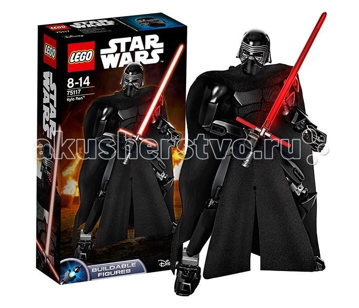 Lego Lego Star Wars 75117 Лего Звездные Войны Кайло Рен hasbro hasbro star wars фигурка с аксессуарами звездные войны кайло рен 10 см
