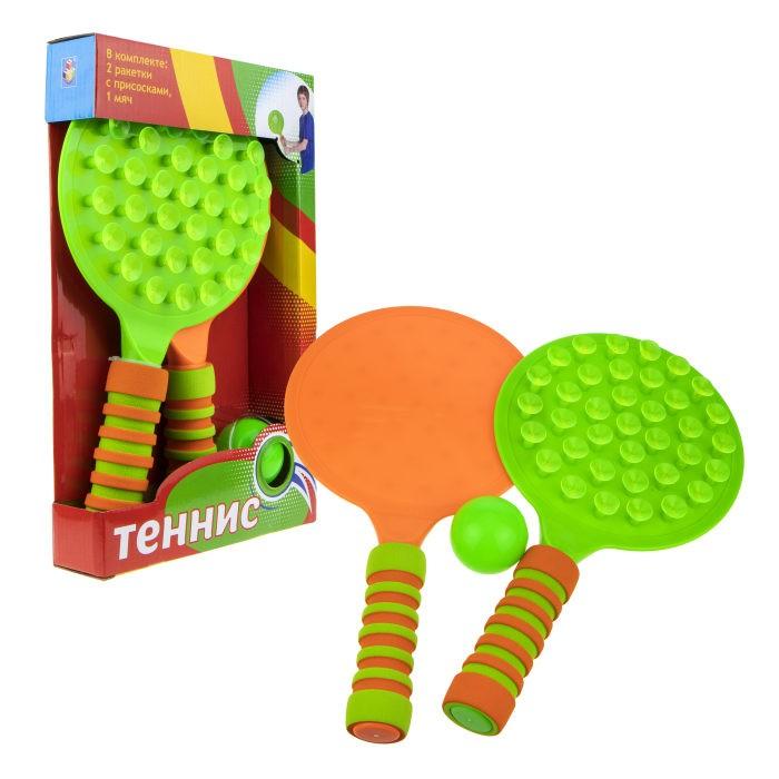 1 Toy Ракетки с присосками от 1 Toy