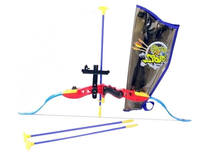 Игрушечное оружие Junfa Лук со стрелами 777-702B лук и стрелы oem 3 bow sc 0 b30