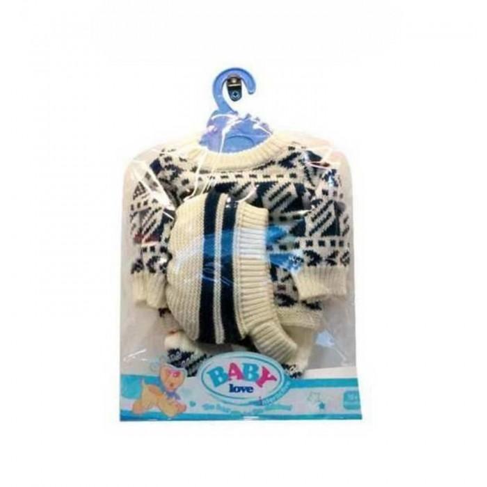 Куклы и одежда для кукол Junfa Одежда для кукол зимняя версия BLC11