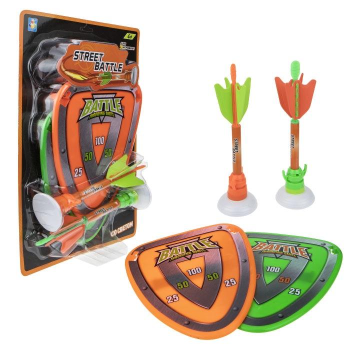 Картинка для 1 Toy Игровой набор Street Battle Т17366