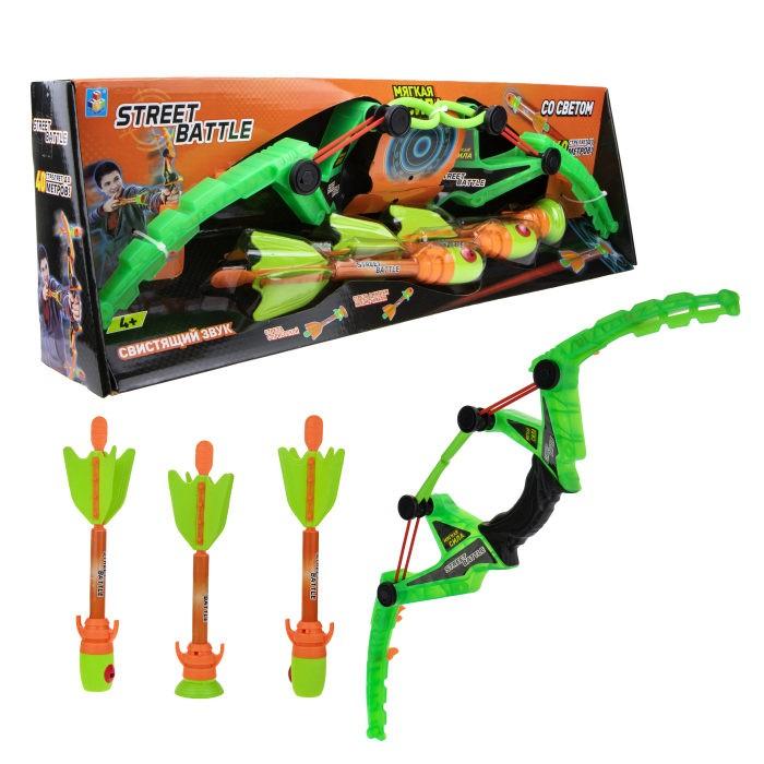 1 Toy Игровой набор Street Battle Т17367