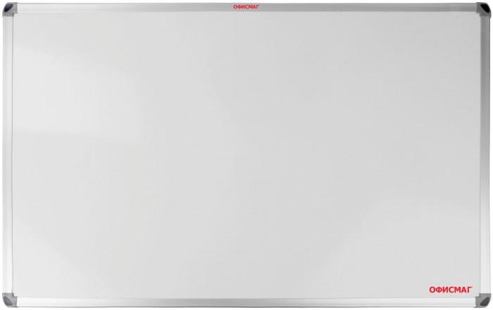 доски и мольберты Доски и мольберты Офисмаг Доска магнитно-маркерная 60х90 см