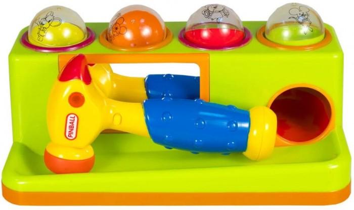 Развивающие игрушки, Развивающая игрушка Mommy love Веселый молоточек 599  - купить со скидкой