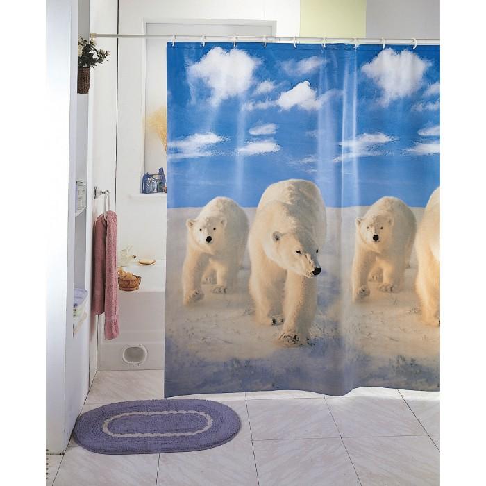 Купить Шторы для ванны, King Diamond International Шторы для ванн ПВХ 634 180х180 см