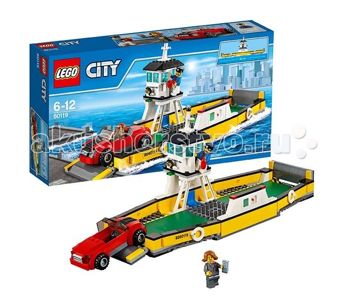 Конструктор Lego City 60119 Лего Город Паром
