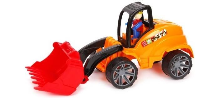 Машины Орион Трактор Погрузчик М4