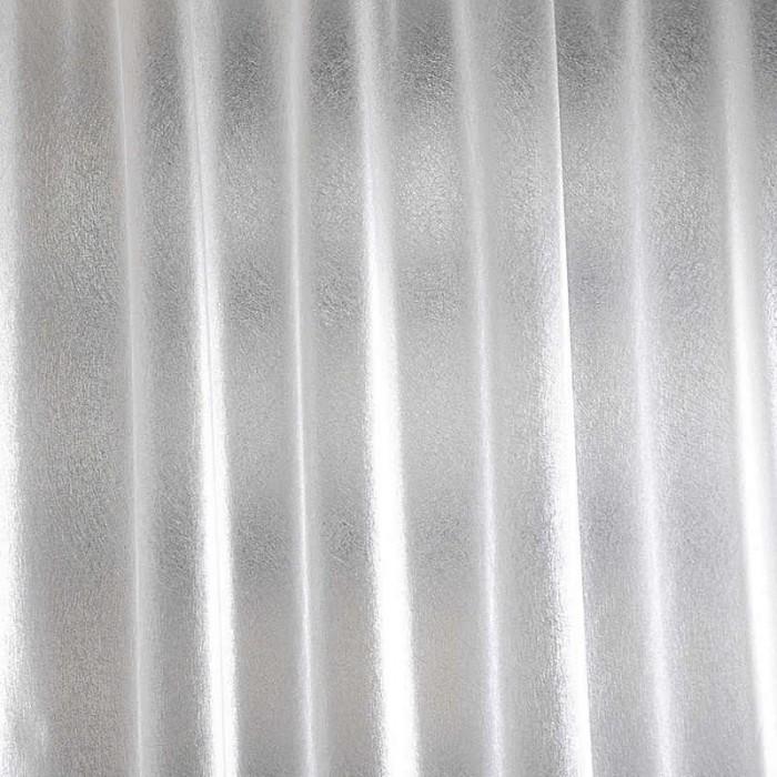 Шторы для ванны Crystal Shine Штора для ванной комнаты ПВХ 400-C 180х180 см